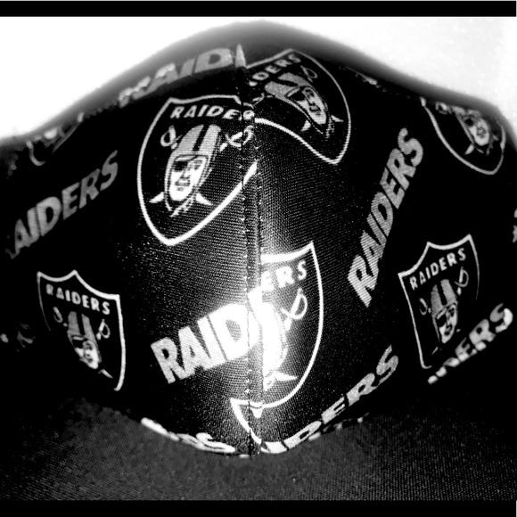 Raiders Unisex face mask